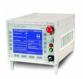 Хирургический лазер ЛАХТА-МИЛОН™ Touch screen
